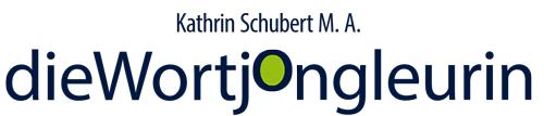 Texte für Websites und Print Logo